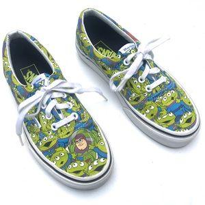 Vans Toy Story Era Disney Pixar Alien Sneakers 7